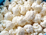 IQF cauliflower