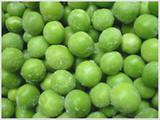 Frozen green pea