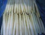 IQF white asparagus spears